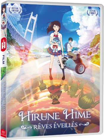 Hirune Hime - Edition Standard DVD