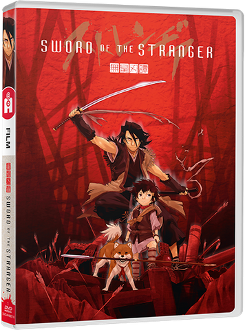 Sword of the Stranger - Standard DVD