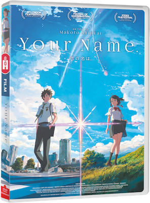 Your Name. - Edition standard DVD