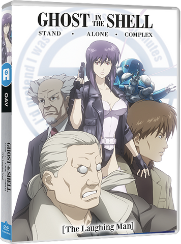 Ghost in the Shell: Stand Alone Complex The Laughing Man (OAV) - Edition DVD