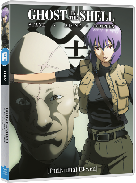 Ghost in the Shell: Stand Alone Complex - Individual Eleven - Edition DVD