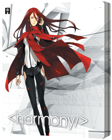 Project Itoh: < harmony /> - Edition Collector Combo Blu-Ray&DVD