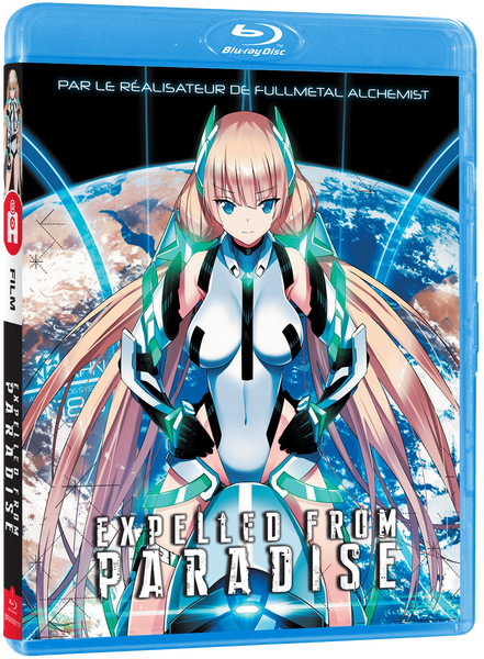 Expelled from Paradise - Edition Blu-Ray