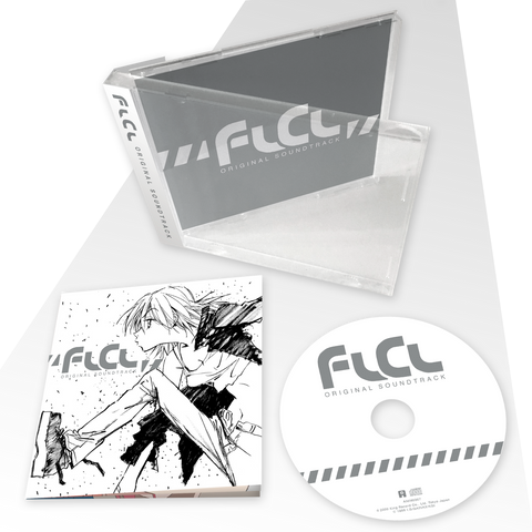 FLCL Bande Originale - CD
