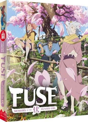 Fusé - Memoirs of the Hunter Girl - Edition Collector Combo Blu-Ray & DVD