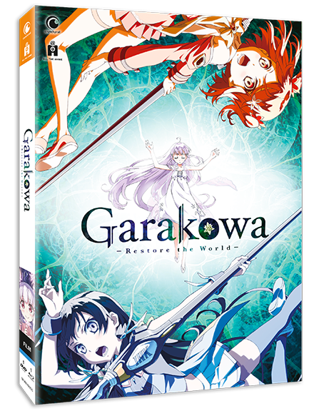 Garakowa: Restore the World - Edition Collector Combo Blu-Ray/DVD