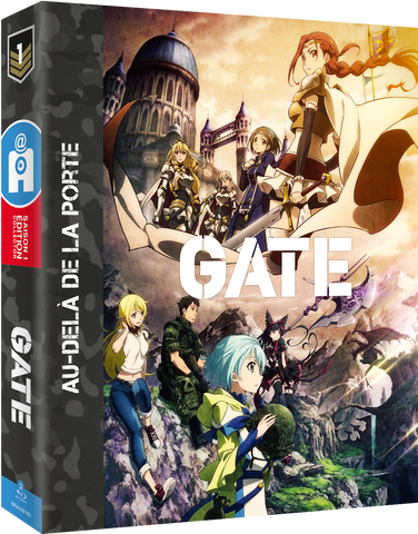 GATE Saison 1 - Réedition Collector DVD