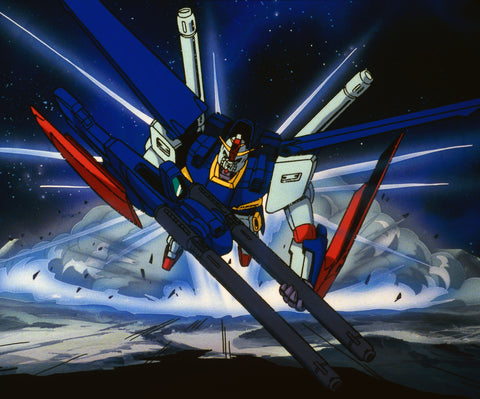 Mobile Suit Gundam ZZ - Edition Collector Blu-Ray Partie 2/2