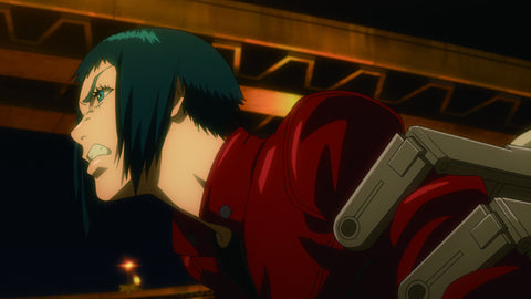 Ghost in the Shell : ARISE - films 1 & 2 - Edition Blu-Ray