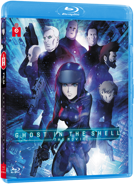 Ghost in the Shell:The Movie - édition Blu-Ray