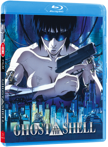 Ghost in the Shell (1995) - Edition Blu-Ray