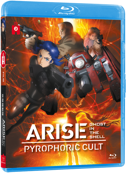 Ghost in the Shell ARISE Pyrophoric Cult - Edition Blu-Ray