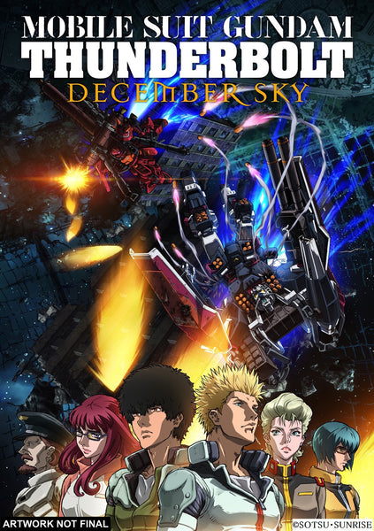 Mobile Suit Gundam Thunderbolt: December Sky - Edition Collector Blu-ray [Import]