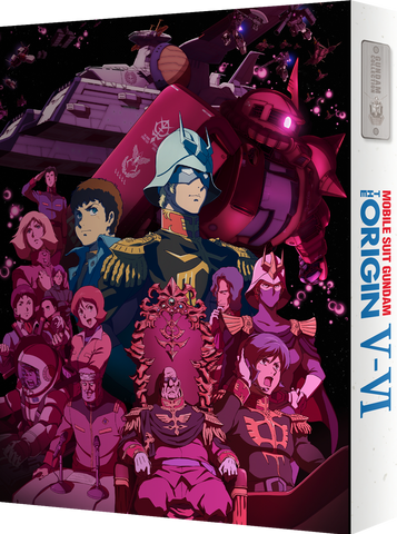 Mobile Suit Gundam The Origin (films V à VI) - Edition Collector Blu-Ray