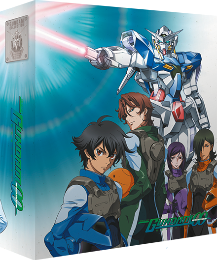 Mobile Suit Gundam 00 - Saison 1 - Edition Collector Blu-Ray