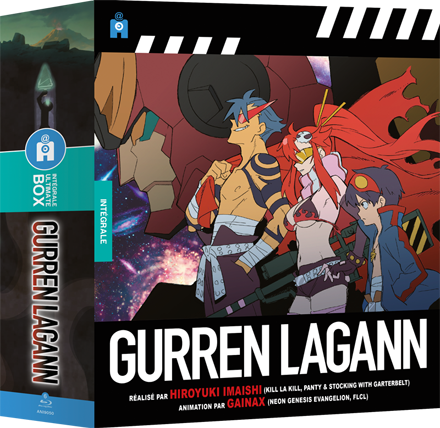 Gurren Lagann - Edition Ultimate Bluray