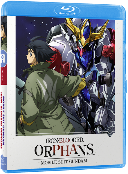 Mobile Suit Gundam: Iron-Blooded Orphans - Edition Collector Part 2/2 Blu-Ray