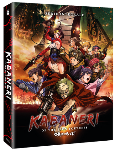 Kabaneri of the Iron Fortress - Edition Collector Intégrale Blu-Ray