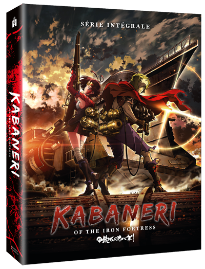 Kabaneri of the Iron Fortress - Edition Collector Intégrale DVD