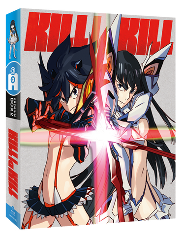 Kill la Kill - BOX 2/2 - Edition Premium Blu-Ray