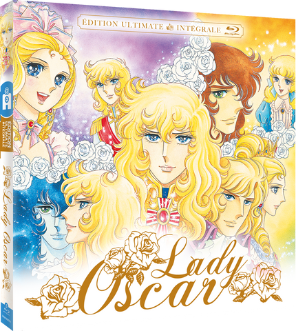 Lady Oscar - Edition Collector Ultimate Intégrale Blu-Ray