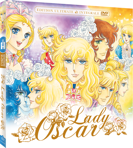 Lady Oscar - Edition Collector Ultimate Intégrale DVD