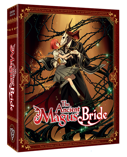 The Ancient Magus Bride - Edition Collector Intégrale Saison 1 Blu-Ray