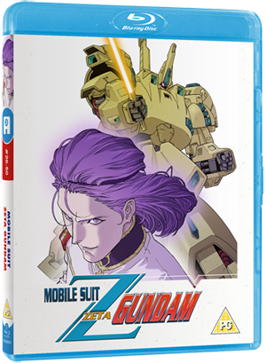 Mobile Suit Zeta Gundam - Edition Collector Part 2/2 Blu-Ray