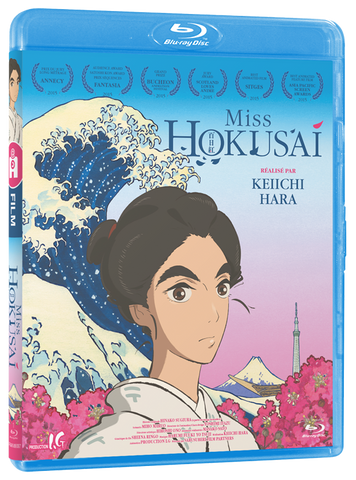 Miss Hokusai - Film - Edition Blu-Ray