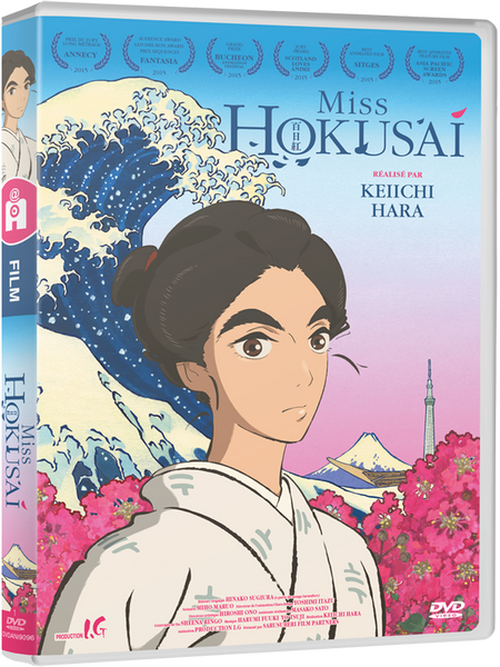 Miss Hokusai - Film - Edition DVD