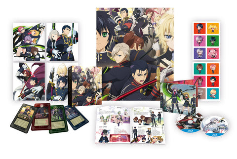 Seraph of the End - Saison 1 Partie 2 - Edition Collector Blu-Ray