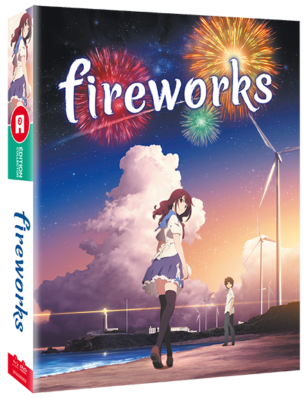 Fireworks - Edition Collector Combo Blu-Ray/DVD
