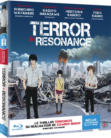 Terror in Resonance - Intégrale Blu-Ray