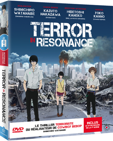 Terror in Resonance - Intégrale DVD