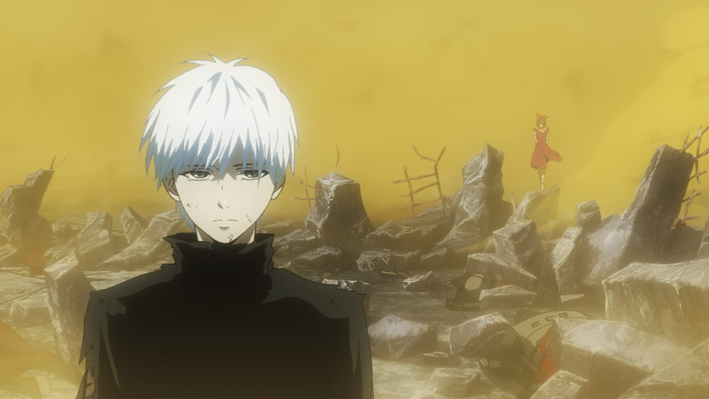 Tokyo Ghoul - Intégrale Saison 2 - Edition Collector Blu-Ray