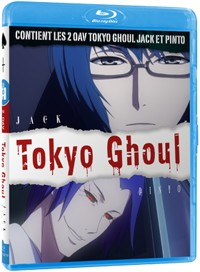 Tokyo Ghoul OAV: Jack & Pinto - Edition standard Blu-Ray