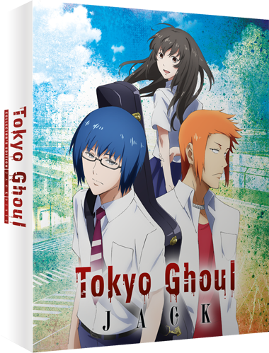 Tokyo Ghoul OAV: Jack & Pinto - Edition Collector Combo Blu-Ray/DVD