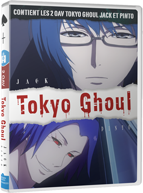 Tokyo Ghoul OAV: Jack & Pinto - Edition standard DVD