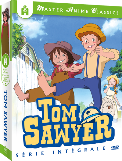 Tom Sawyer - Intégrale DVD