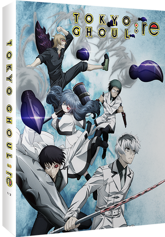 Tokyo Ghoul:re - Saison 1 - Edition Collector DVD