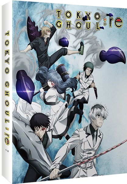 Tokyo Ghoul:re - Partie 1/2 - Edition Collector Blu-Ray