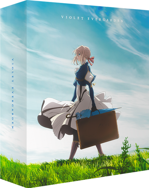 Violet Evergarden - Edition Collector Intégrale Blu-Ray
