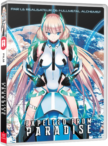 Expelled from Paradise - Edition DVD