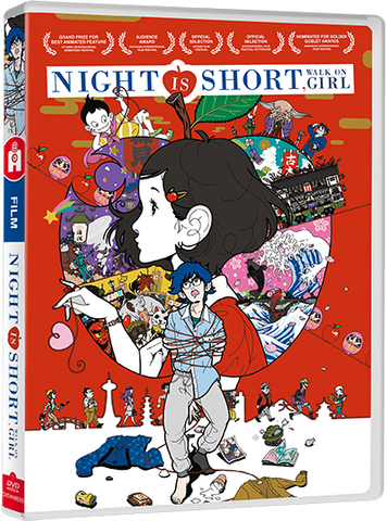 Night is Short, Walk on Girl - Edition DVD