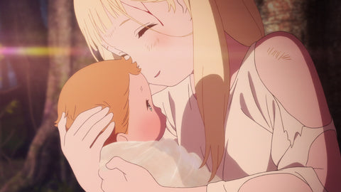 Maquia, When the Promised Flower Blooms - Edition Collector Combo Blu-Ray/DVD
