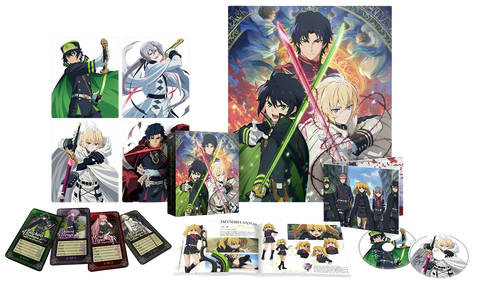 Seraph of the End - Saison 1 Partie 1 - Edition Collector DVD