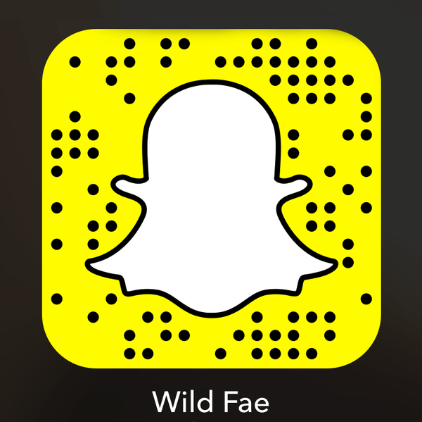 Wild Fae snap chat