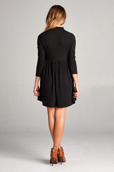 Halley Dress - Black