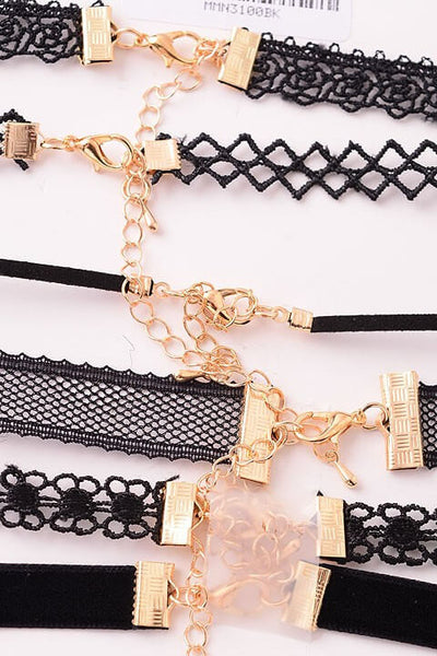 A Little Of Everything Choker Set