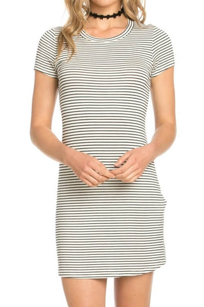 Love Line Striped Dress
